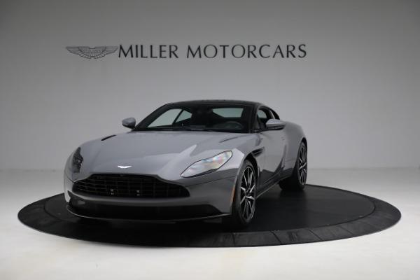 New 2021 Aston Martin DB11 V8 for sale $235,986 at Bugatti of Greenwich in Greenwich CT 06830 12
