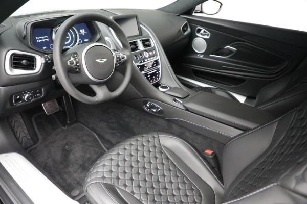 New 2021 Aston Martin DB11 V8 for sale $235,986 at Bugatti of Greenwich in Greenwich CT 06830 13