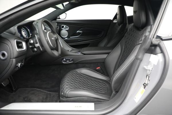 New 2021 Aston Martin DB11 V8 for sale $235,986 at Bugatti of Greenwich in Greenwich CT 06830 14