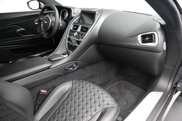 New 2021 Aston Martin DB11 V8 for sale $235,986 at Bugatti of Greenwich in Greenwich CT 06830 16