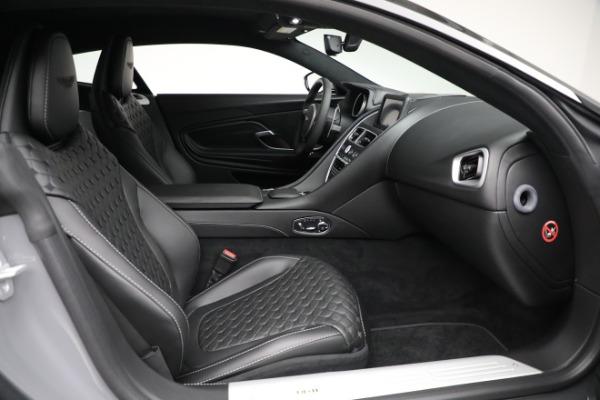 New 2021 Aston Martin DB11 V8 for sale $235,986 at Bugatti of Greenwich in Greenwich CT 06830 18