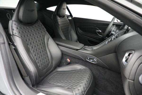 New 2021 Aston Martin DB11 V8 for sale $235,986 at Bugatti of Greenwich in Greenwich CT 06830 19