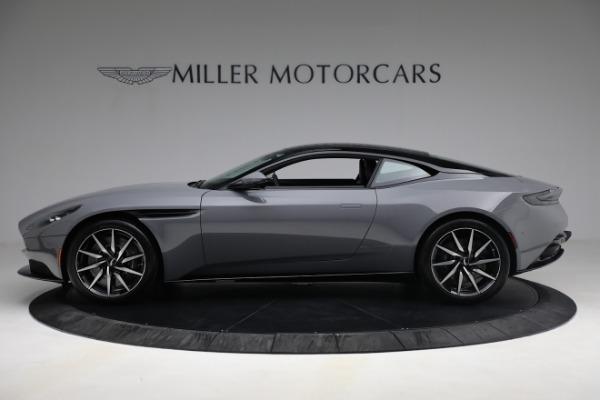 New 2021 Aston Martin DB11 V8 for sale $235,986 at Bugatti of Greenwich in Greenwich CT 06830 2