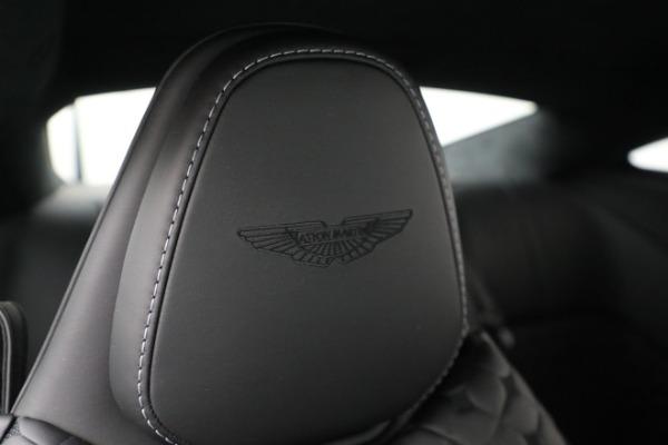 New 2021 Aston Martin DB11 V8 for sale $235,986 at Bugatti of Greenwich in Greenwich CT 06830 20