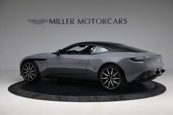 New 2021 Aston Martin DB11 V8 for sale $235,986 at Bugatti of Greenwich in Greenwich CT 06830 3