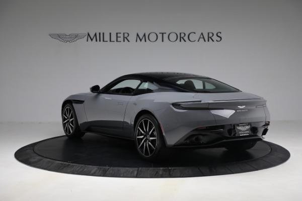 New 2021 Aston Martin DB11 V8 for sale $235,986 at Bugatti of Greenwich in Greenwich CT 06830 4