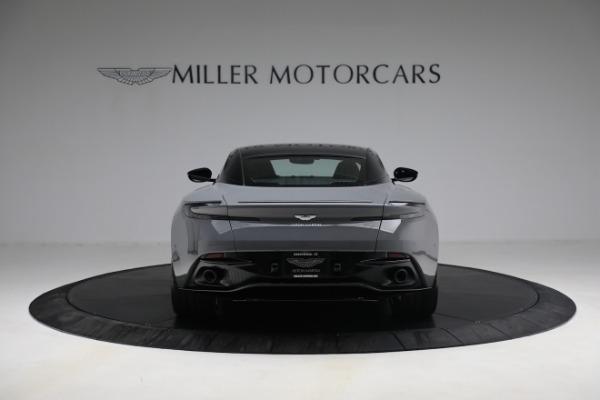 New 2021 Aston Martin DB11 V8 for sale $235,986 at Bugatti of Greenwich in Greenwich CT 06830 5