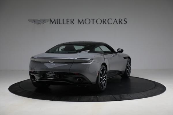 New 2021 Aston Martin DB11 V8 for sale $235,986 at Bugatti of Greenwich in Greenwich CT 06830 6