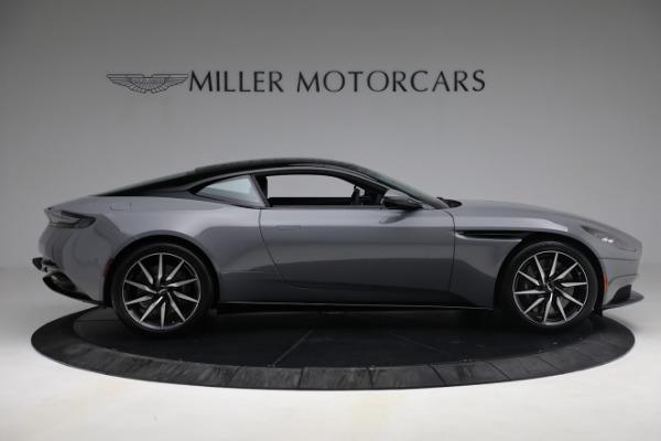 New 2021 Aston Martin DB11 V8 for sale $235,986 at Bugatti of Greenwich in Greenwich CT 06830 8