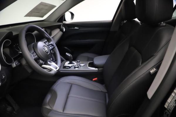 New 2021 Alfa Romeo Stelvio Ti for sale Sold at Bugatti of Greenwich in Greenwich CT 06830 13