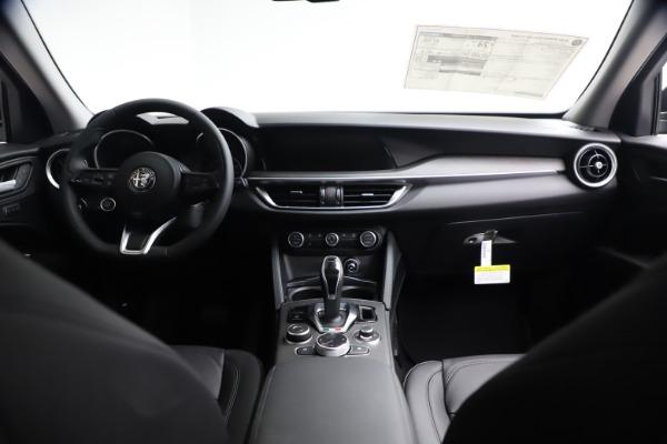 New 2021 Alfa Romeo Stelvio Ti for sale Sold at Bugatti of Greenwich in Greenwich CT 06830 15