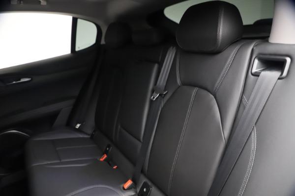 New 2021 Alfa Romeo Stelvio Ti for sale Sold at Bugatti of Greenwich in Greenwich CT 06830 18