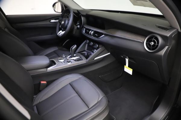 New 2021 Alfa Romeo Stelvio Ti for sale Sold at Bugatti of Greenwich in Greenwich CT 06830 19