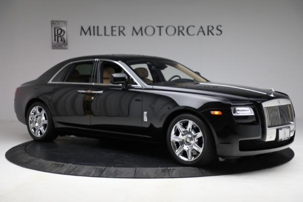 Used 2011 Rolls-Royce Ghost for sale Call for price at Bugatti of Greenwich in Greenwich CT 06830 10