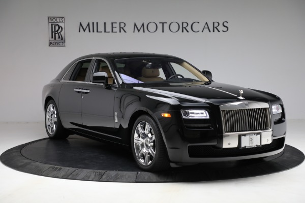 Used 2011 Rolls-Royce Ghost for sale Call for price at Bugatti of Greenwich in Greenwich CT 06830 11