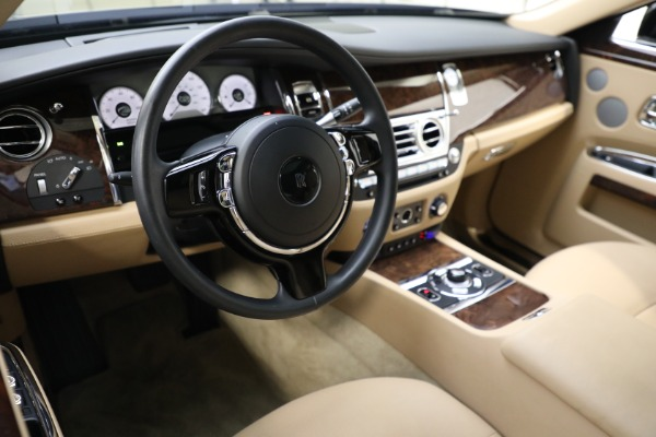 Used 2011 Rolls-Royce Ghost for sale Call for price at Bugatti of Greenwich in Greenwich CT 06830 12