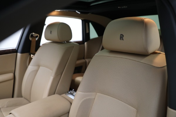 Used 2011 Rolls-Royce Ghost for sale Call for price at Bugatti of Greenwich in Greenwich CT 06830 14