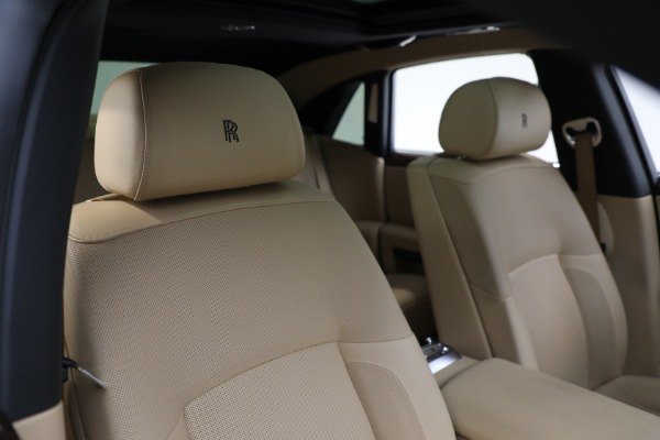 Used 2011 Rolls-Royce Ghost for sale Call for price at Bugatti of Greenwich in Greenwich CT 06830 15