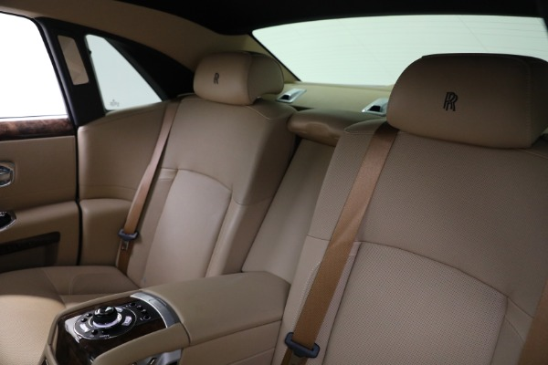 Used 2011 Rolls-Royce Ghost for sale Call for price at Bugatti of Greenwich in Greenwich CT 06830 16