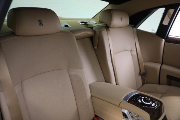 Used 2011 Rolls-Royce Ghost for sale Call for price at Bugatti of Greenwich in Greenwich CT 06830 17