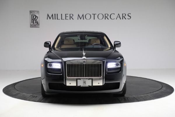 Used 2011 Rolls-Royce Ghost for sale Call for price at Bugatti of Greenwich in Greenwich CT 06830 2
