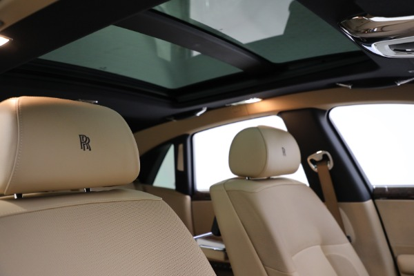 Used 2011 Rolls-Royce Ghost for sale Call for price at Bugatti of Greenwich in Greenwich CT 06830 22