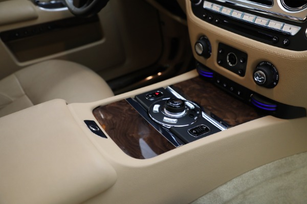 Used 2011 Rolls-Royce Ghost for sale Call for price at Bugatti of Greenwich in Greenwich CT 06830 23
