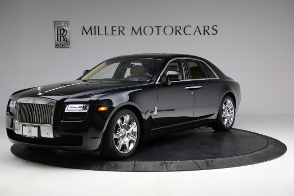 Used 2011 Rolls-Royce Ghost for sale Call for price at Bugatti of Greenwich in Greenwich CT 06830 3