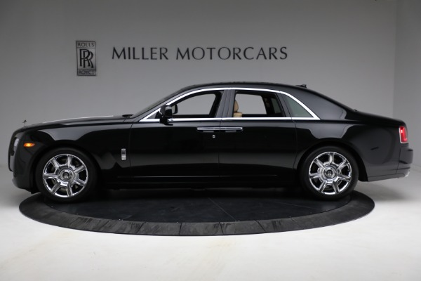 Used 2011 Rolls-Royce Ghost for sale Call for price at Bugatti of Greenwich in Greenwich CT 06830 4
