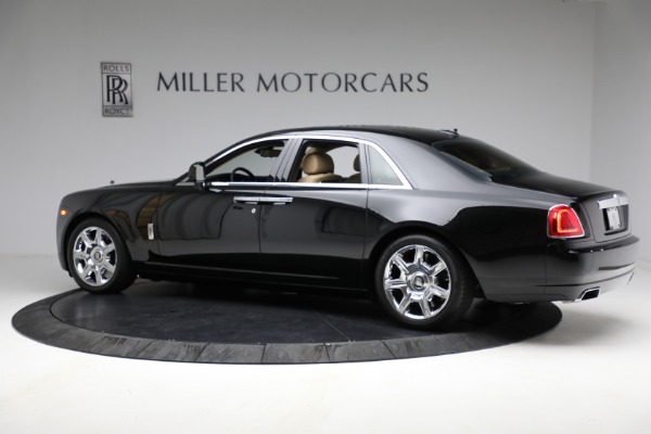 Used 2011 Rolls-Royce Ghost for sale Call for price at Bugatti of Greenwich in Greenwich CT 06830 5