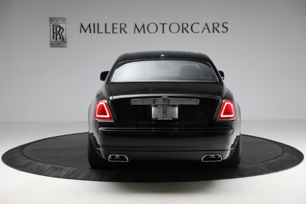 Used 2011 Rolls-Royce Ghost for sale Call for price at Bugatti of Greenwich in Greenwich CT 06830 6