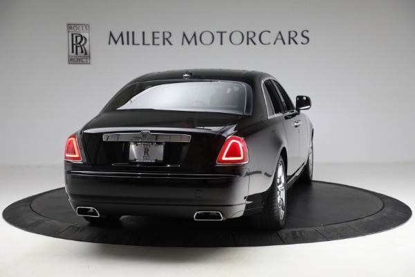 Used 2011 Rolls-Royce Ghost for sale Call for price at Bugatti of Greenwich in Greenwich CT 06830 7