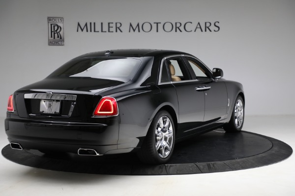 Used 2011 Rolls-Royce Ghost for sale Call for price at Bugatti of Greenwich in Greenwich CT 06830 8