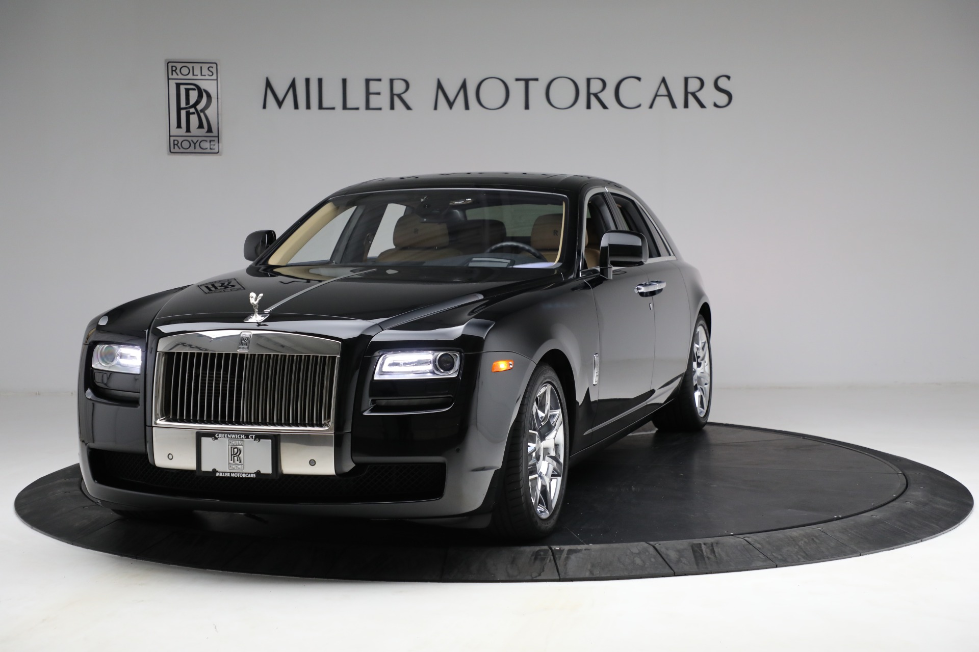 Used 2011 Rolls-Royce Ghost for sale Call for price at Bugatti of Greenwich in Greenwich CT 06830 1