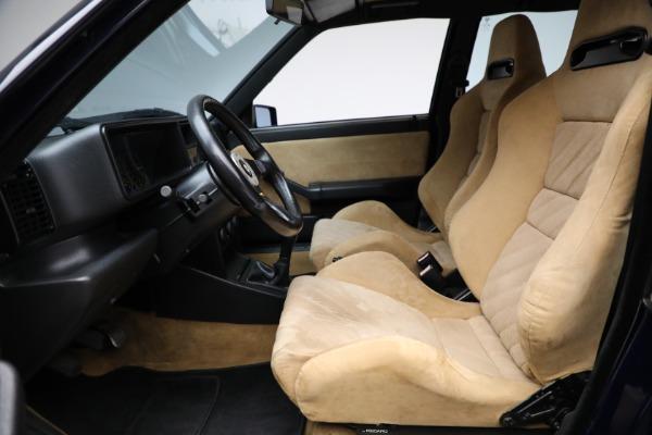 Used 1994 Lancia Delta Integrale Evo II for sale $105,900 at Bugatti of Greenwich in Greenwich CT 06830 14