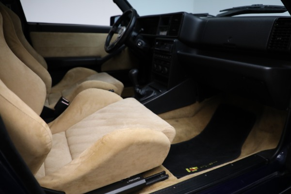 Used 1994 Lancia Delta Integrale Evo II for sale $105,900 at Bugatti of Greenwich in Greenwich CT 06830 18