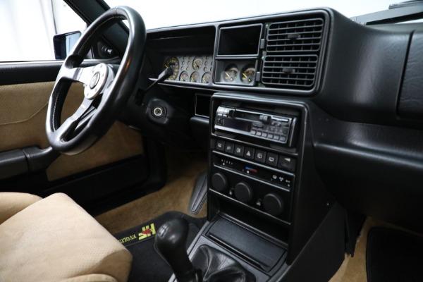 Used 1994 Lancia Delta Integrale Evo II for sale $105,900 at Bugatti of Greenwich in Greenwich CT 06830 23