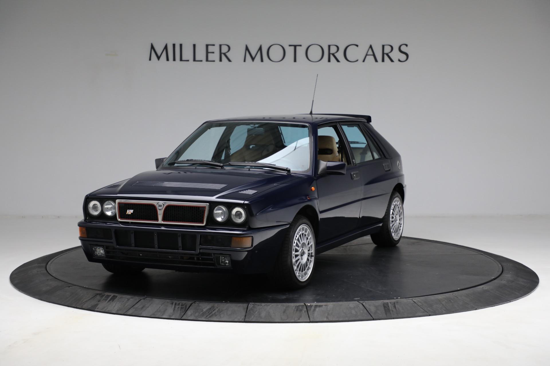Used 1994 Lancia Delta Integrale Evo II for sale $105,900 at Bugatti of Greenwich in Greenwich CT 06830 1