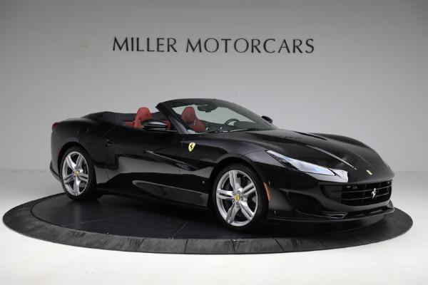 Used 2019 Ferrari Portofino for sale $249,900 at Bugatti of Greenwich in Greenwich CT 06830 10