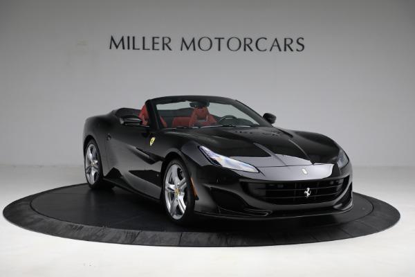 Used 2019 Ferrari Portofino for sale $249,900 at Bugatti of Greenwich in Greenwich CT 06830 11
