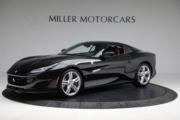 Used 2019 Ferrari Portofino for sale $249,900 at Bugatti of Greenwich in Greenwich CT 06830 14
