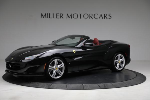 Used 2019 Ferrari Portofino for sale $249,900 at Bugatti of Greenwich in Greenwich CT 06830 2