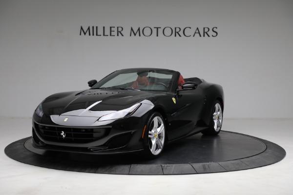 Used 2019 Ferrari Portofino for sale $249,900 at Bugatti of Greenwich in Greenwich CT 06830 1