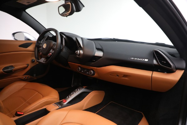 Used 2018 Ferrari 488 GTB for sale Sold at Bugatti of Greenwich in Greenwich CT 06830 17