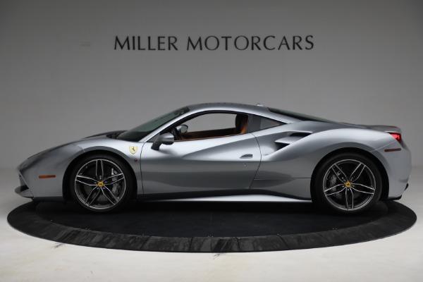 Used 2018 Ferrari 488 GTB for sale Sold at Bugatti of Greenwich in Greenwich CT 06830 3