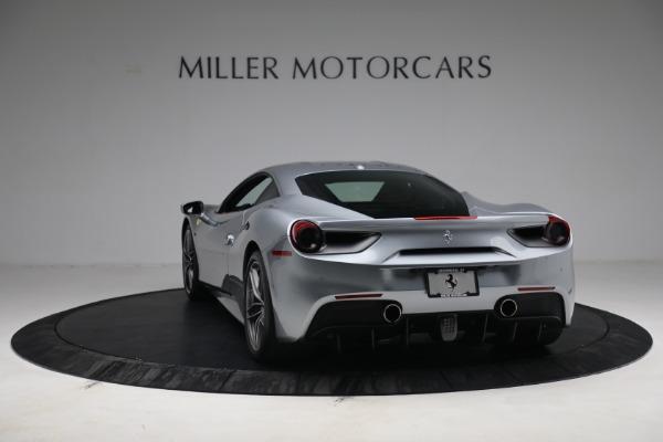 Used 2018 Ferrari 488 GTB for sale Sold at Bugatti of Greenwich in Greenwich CT 06830 5