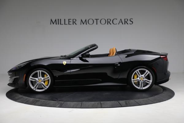 Used 2019 Ferrari Portofino for sale $231,900 at Bugatti of Greenwich in Greenwich CT 06830 3