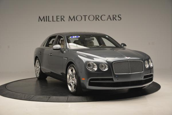 Used 2015 Bentley Flying Spur V8 for sale Sold at Bugatti of Greenwich in Greenwich CT 06830 12