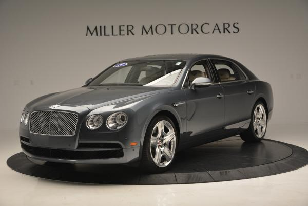 Used 2015 Bentley Flying Spur V8 for sale Sold at Bugatti of Greenwich in Greenwich CT 06830 2