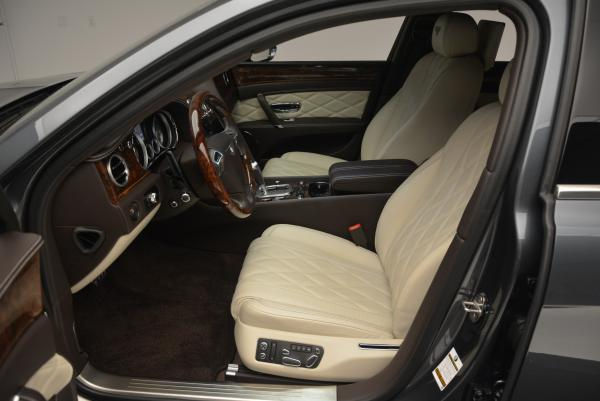 Used 2015 Bentley Flying Spur V8 for sale Sold at Bugatti of Greenwich in Greenwich CT 06830 23